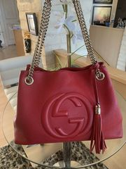 Authentic Gucci Tote Bag In