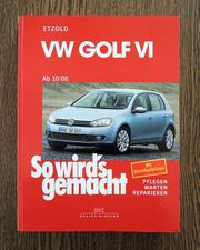 Buch VW Golf VI so