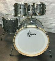 Gretsch Renown Schlagzeug Blue Metal