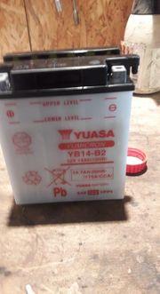 Neue Batterie zu verkaufen Fehlkauf