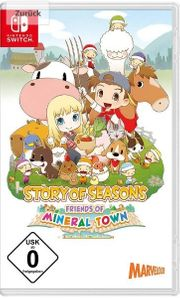Nintendo Switch Story of Seasons