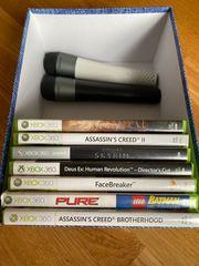 X Box 360 - Spiele