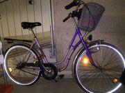 26-Zoll-Mädchen- Damenrad