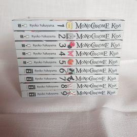 Monochrome Kids Mangas Band 1 -: Kleinanzeigen aus Mörlenbach - Rubrik Comics, Science fiction, Fantasy, Abenteuer, Krimis, Western