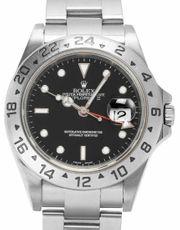 Rolex Explorer II 16570 Stahl