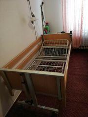 Elektrisches Pflegebett Krankenbett AKS L5