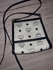 MCM Umhängetasche Vintage Leder