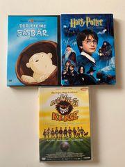DVDs - verschiedene Filme