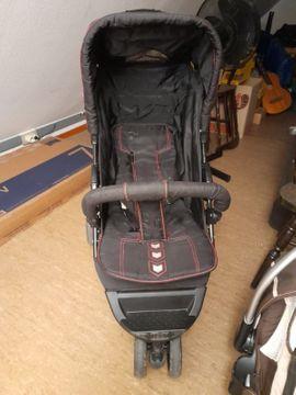 Buggys, Sportwagen - Knorr-Baby dreirad Buggy