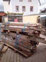 Holzbalken alt