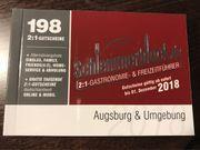 Schlemmerblock 2018 Augsburg