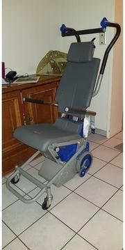 Pflegebett Hebehilfe Treppensteiger Set
