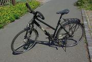 2 Trekking-Fahrräder mit Rohloff-Schaltung