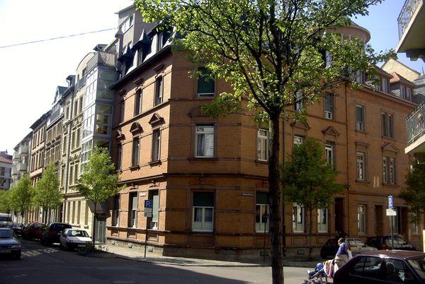 Mehrfamilienwohnhaus Ludwigshafen-Stadtmitte-Nord Altbau Neubau saniert