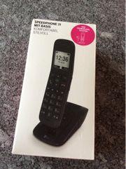 NEU Telekom Speedphone 31 mit