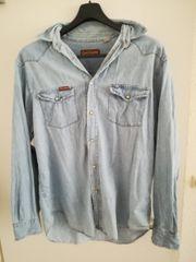 Jeans Hemd CHEVIGNON XXL
