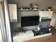 Wohnwand TV Wand 5-teilig