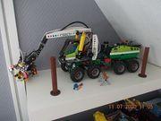 Lego Technik 42080 Raupenfahrzeug und
