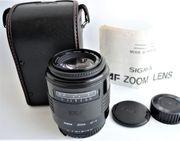 Nikon SIGMA AF Zoom-K Objektiv