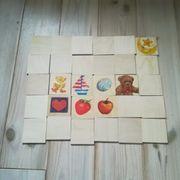 Handmade Memory Spiel