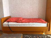 neuwertiges Bett elektrisch verstellbar