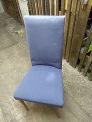 Esszimmerstühle blau