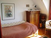 Helles möbliertes Zimmer am Hirschgarten