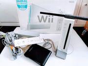 Nintendo Wii Konsole mit 318