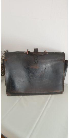 Taschen, Koffer, Accessoires - URALTE SCHULTASCHE