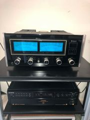 McIntosh MC 2205 Festkörper-Stereo-Leistungsverstärker mit