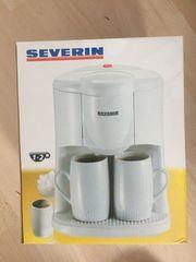 Severin 2 Tassen Kaffeemaschine