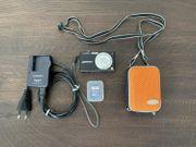 Panasonic DMC-FX30 EG-K Digitalkamera
