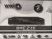 WWIO BRE2ZE DVB-S2 Digital Receiver