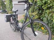 E-Bike zu Einkaufen