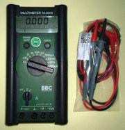 Multimeter BBC Metrawatt M2006 - Deutsche