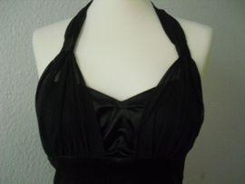 Festliche Abendbekleidung, Damen und Herren - Neues schwarzes Kleid Gr 36