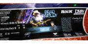 BRAD PAISLEY ausverkauft Eintrittskarte