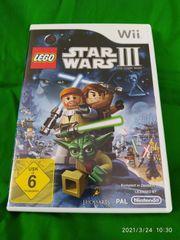 Wii Spiel Lego Star Wars