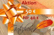 Wertgutschein --EUR für --EUR von