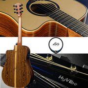 LAG Western- Akustikgitarre Hyvibe 30