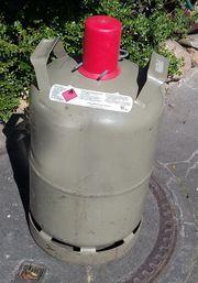 Gasflasche 11 kg Kaufflasche Propan