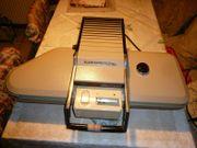 Bügelpresse - Tischbügelmaschine