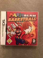 Nintendo DS Spiel - Mario Slam-Basketball