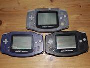 Gameboy Advance Konsole