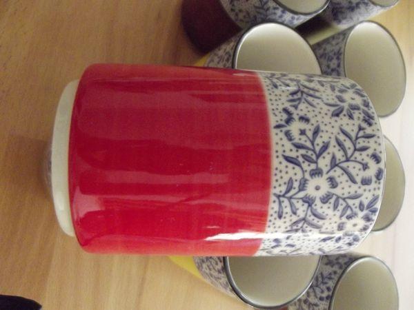Trinkbecher Keramik