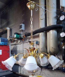 Haushaltsauflösungen - Deckenlampe