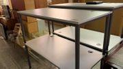 Schreibtische 6x vorhanden - L14108
