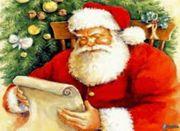Weihnachtsmann Engel buchen