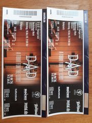 DAD 2 tickets