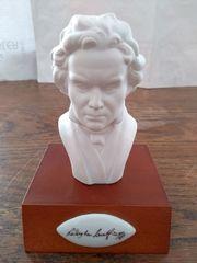 Ludwig van Beethoven Büste auf